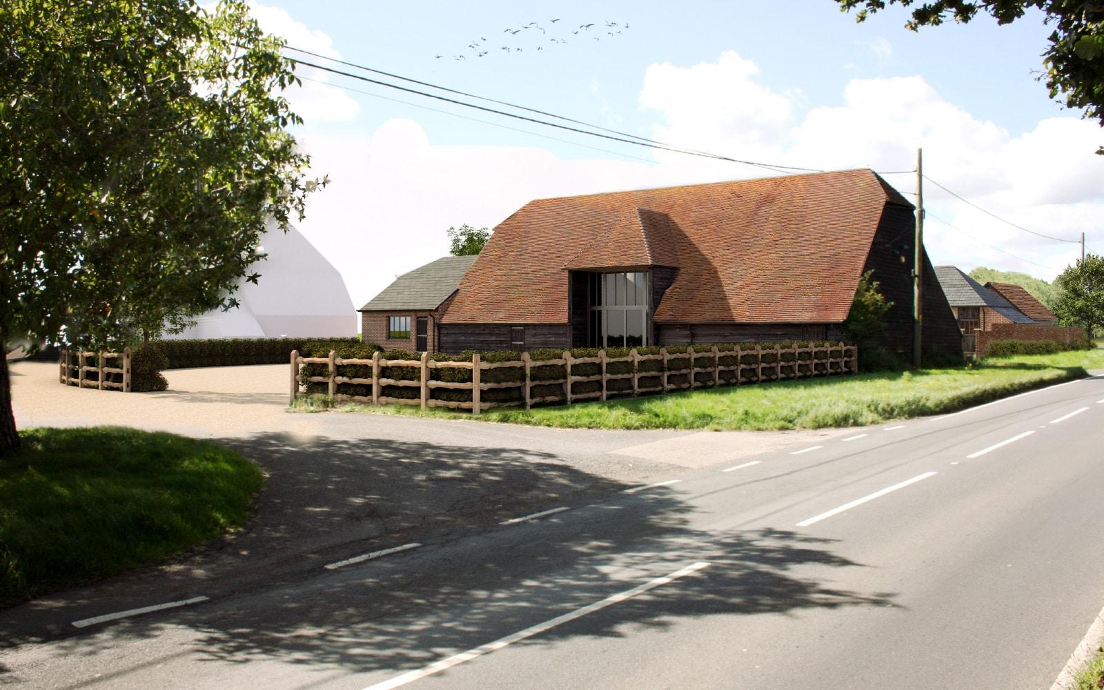 The Hadlow Estate